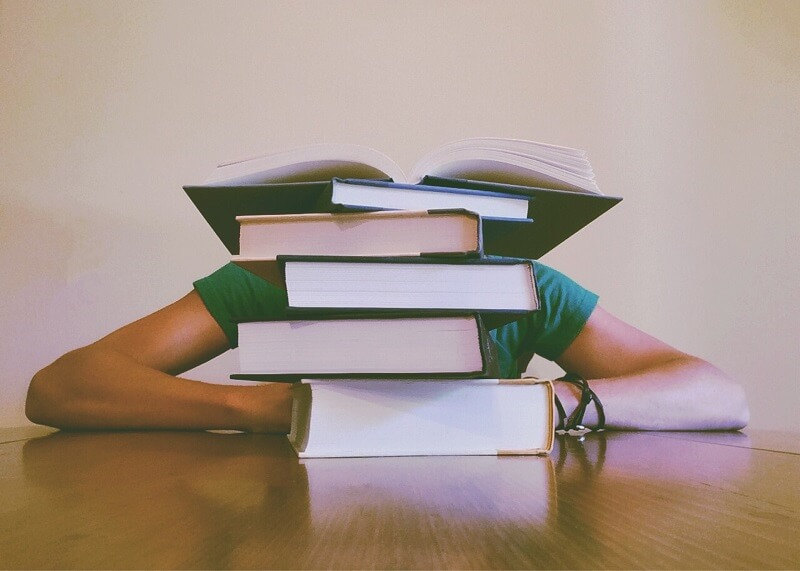 GRE preparation tip: don't plan on the cram