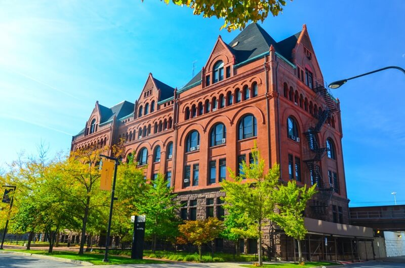 Best US university for GRE score 300 to 310