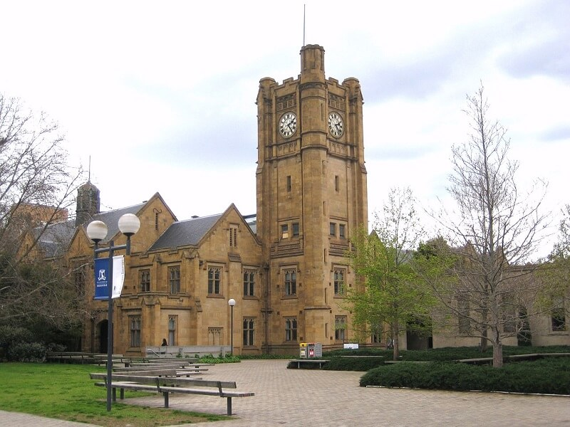 The University of Melbourne, Best universities in Australia for international students