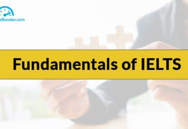 IELTS Fundamentals