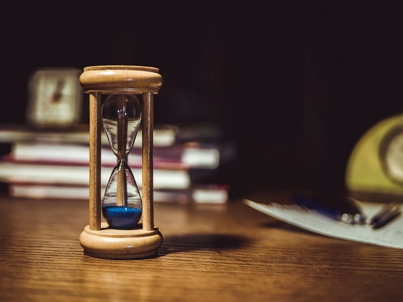 Online GRE coaching time management