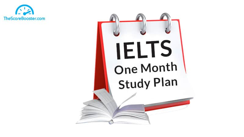 How to Prepare for IELTS in one month