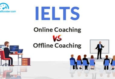 IELTS Online Coaching vs Offline Coaching