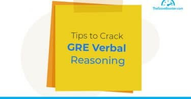GRE Verbal Tips