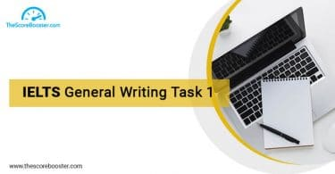 IELTS General Writing Task 1
