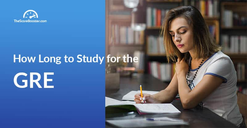 How long to study for the GRE