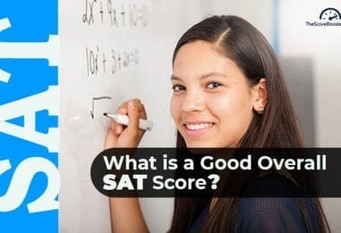 What is the Good SAT Score